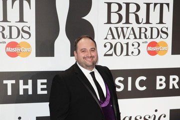 Wynne Evans Arrivals at the Classic BRIT Awards