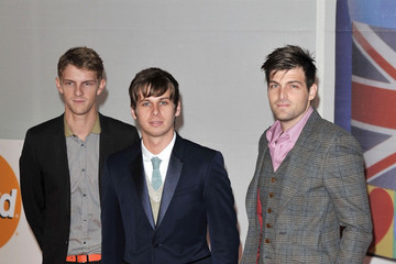 Foster The People Stars at The Brit Awards 2012 at The O2 Arena in London