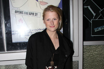 Mamie Gummer Zoe Kravitz at the IFC Center in the West Village
