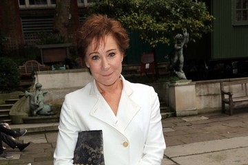 Zoe Wanamaker Stars at the Memorial for Richard Griffiths