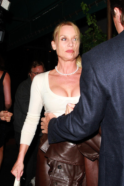 Nicollette Sheridan at Madeos - Pictures