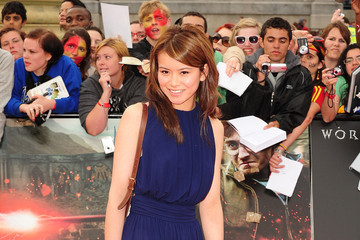 Katie Leung The UK Premiere of  'Harry Potter And The Deathly Hallows: Part 2'