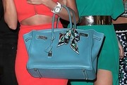 Lilly Ghalichi Leather Tote