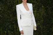 Shiva Rose Skirt Suit
