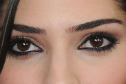 Amanda Setton Smoky Eyes