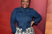 Yvette Nicole Brown Denim Shirt