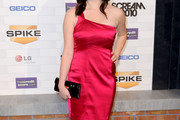 Katie Featherston One Shoulder Dress