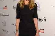 Sarah Chalke Little Black Dress