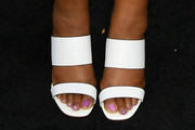 Adrienne C. Moore Strappy Sandals
