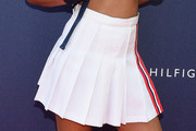 Chanel Iman Tennis Skirt