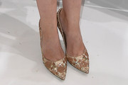 Louise Bourgoin Pumps