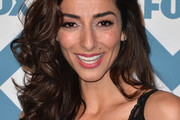 Necar Zadegan Long Curls