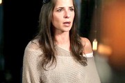 Kelly Monaco Boatneck Sweater