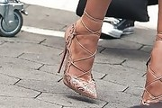 Candice Swanepoel Pumps