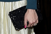Olivia Palermo Sequined Clutch