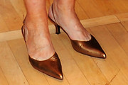 Laura Bush Pumps