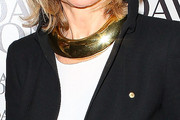 Carla Zampatti Gold Collar Necklace