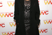 Katie Couric Wool Coat