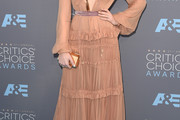 Carly Chaikin Maxi Dress