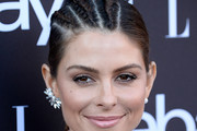 Maria Menounos Corn Rows