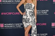 Nicky Hilton Rothschild Strapless Dress