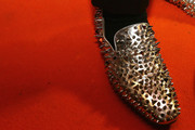 will.i.am Leather Slip On Shoes