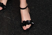 Millie Bobby Brown Strappy Sandals