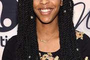 Jessica Williams Dreadlocks
