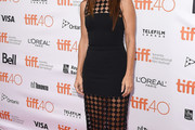 Sandra Bullock Little Black Dress