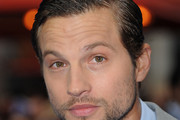 Logan Marshall-Green Side Parted Straight Cut