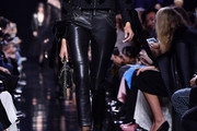Cindy Bruna Leather Pants