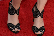 Erin Moriarty Evening Sandals