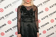 Kate Young Little Black Dress