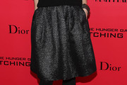 Bridget Moynahan Knee Length Skirt