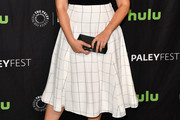 Katie Lowes Knee Length Skirt