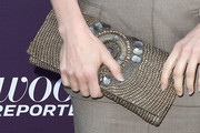 Jennifer Morrison Beaded Clutch