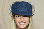Helena Bordon Newsboy Cap