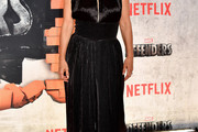 Carrie-Anne Moss Jumpsuit