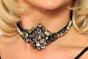 Kristina Rhianoff Diamond Statement Necklace