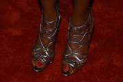 Naomi Campbell Strappy Sandals