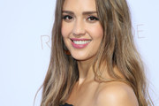 Jessica Alba Long Center Part