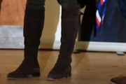 Kate Middleton Flat Boots