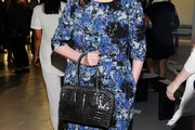 Glenda Bailey Print Dress