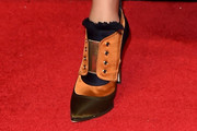 Olivia Palermo High Heel Oxfords