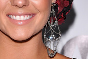 Kimberly Caldwell Dangling Chain Earrings