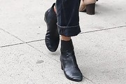 Martha Hunt Ankle Boots