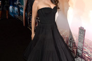 Mila Kunis Corset Dress