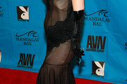Nina Hartley Mermaid Gown