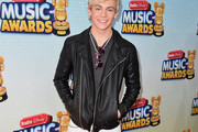 Ross Lynch Leather Jacket