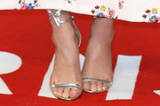 Lily James Evening Sandals
